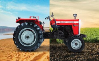 TAFE launches DYNATRACK series tractor, best suited for agriculture and haulage