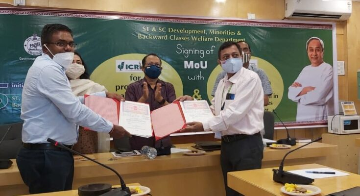 Odisha, ICRISAT ink agriculture partnership for vulnerable tribal groups