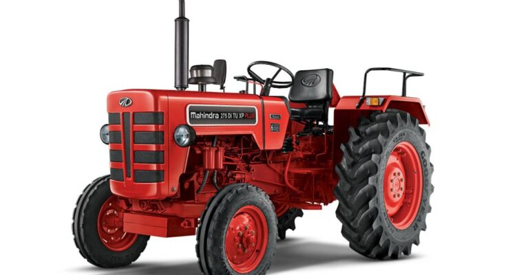 How have been the tractor sales of Mahindra FES in March 2021? Read the report...