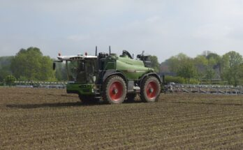 AGCO, Bosch, BASF Digital Farming, Raven Industries enter into targeted spraying technology collaboration