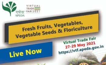APEDA inaugurates virtual trade fair for horticultural products