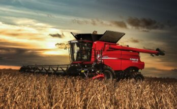 Case IH upgrades Axial-Flow 150 series combine harvesters with next level power, productivity and ease of operation