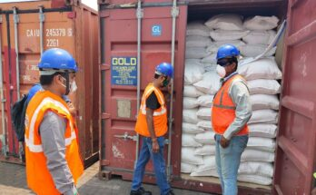 India exports first non-basmati rice consignment from Paradip port