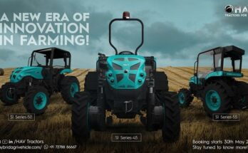 Proxecto launches fully automatic hybrid tractor
