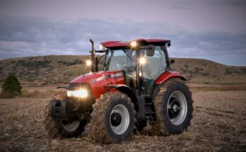 Why this Case IH Maxxum multi-purpose tractor is a hit in Africa?