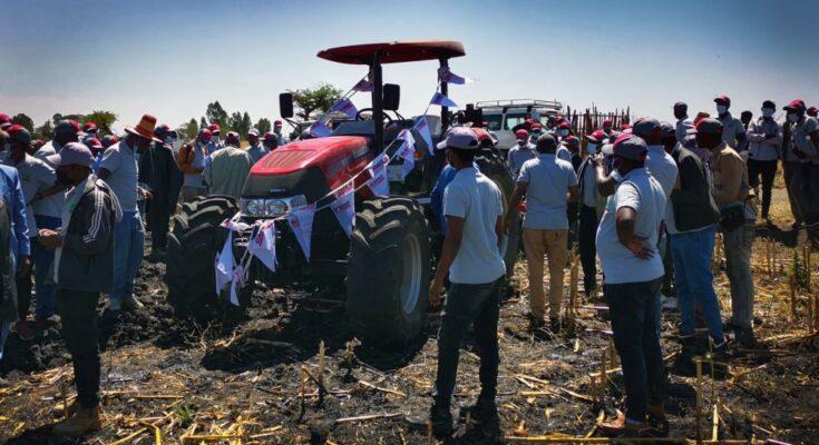 Case IH tractors make inroads in Ethiopian farm mechanisation journey