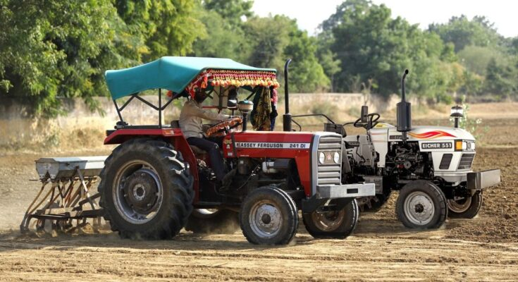 Covid Relief: TAFE launches free tractor rental scheme for small farmers in Rajasthan