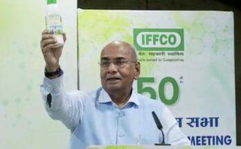 IFFCO begins commercial production of Nano Urea Liquid