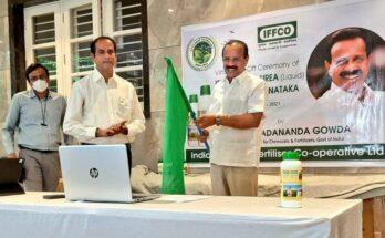 IFFCO to set up nano urea production plant in Karnataka soon
