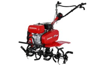 Honda India Power Products launches 5.5 HP power tiller