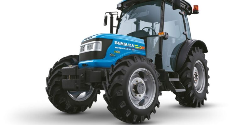 Sonalika Tractors records highest ever Q1 sales with 30.6% growth