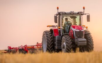 AGCO launches Massey Ferguson 8S Tractor on customers' demand