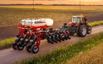 AGCO launches Massey Ferguson VE Series planters