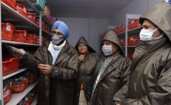 Agriculture minister inaugurates refurbished gene bank at National Bureau of Plant Genetic Resources