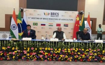 BRICS-Agricultural Research Platform to strengthen cooperation in agri research & innovations