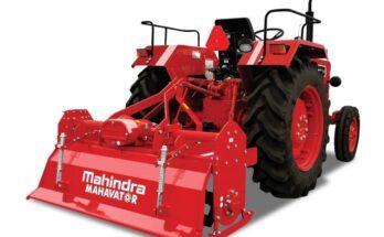Mahindra launches new heavy-duty Rotavator – Mahindra Mahavator
