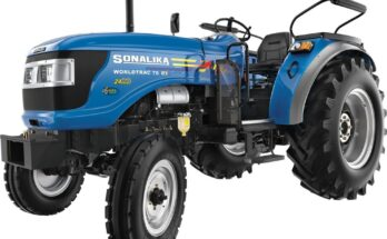 Sonalika records 10,756 overall tractor sales in July 2021