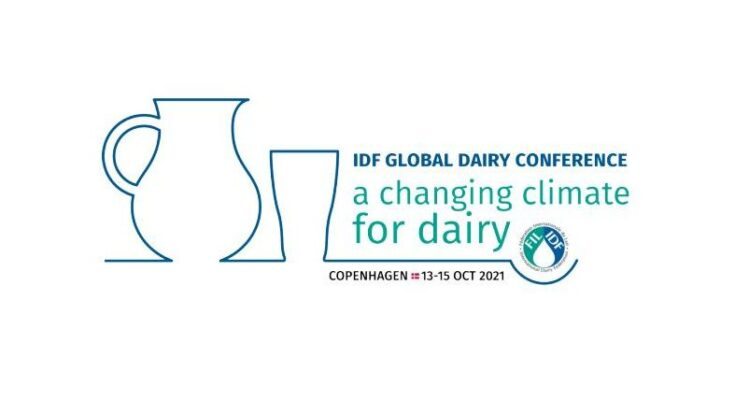 World dairy leaders to gather at Copenhagen IDF Global Dairy Conference in October