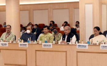 Agriculture ministry reviews implementation of schemes with UTs