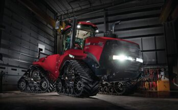 Case IH introduces Steiger AFS Connect series tractors to South Africa