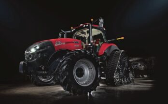 Case IH launches Magnum AFS Connect tractor for SA farmers