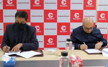 Escorts Agri Machinery, IndusInd Bank join hands to provide easy financial access to farmers