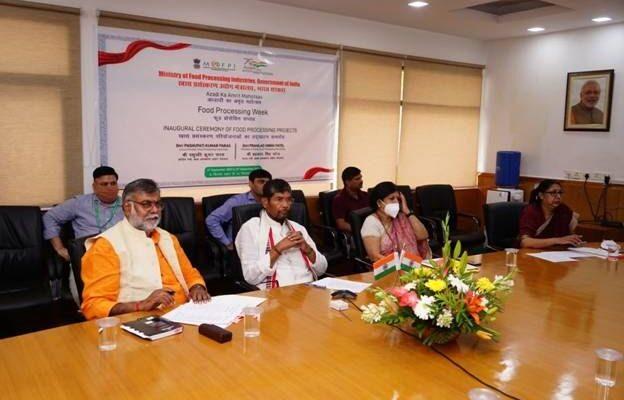 MoFPI organises 'Food Processing Week'