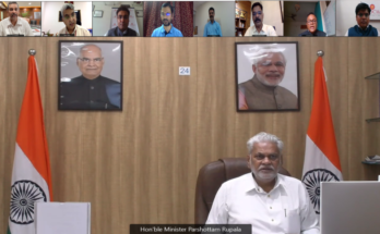 PMMSY is all set to help the fisheries sector to revive & uplift: Rupala