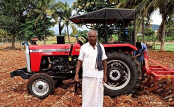 TAFE helps 64,000 TN farmers cultivate one lakh acres with free tractor rental