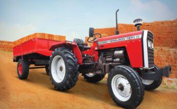 TAFE launches Massey Ferguson 7235 tractor for Bihar, Jharkhand and Haryana