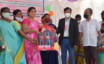 Tanager inaugurates cashew apple value addition unit in AP