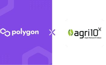 Agri10x integrates with Polygon to fast-track business scalability