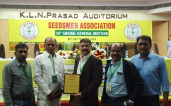 Hytech Seed India bags two awards at ABSA 2021