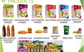 India exports value added products derived from jackfruit, passion fruit & nutmeg to Australia
