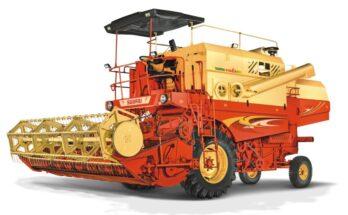 M&M offers Swaraj Gen2 8100 EX self-propelled combine harvester to farmers in Maharashtra