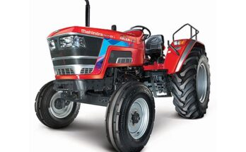 Mahindra's Farm Equipment Sector sells39,053 tractors in India during September 2021